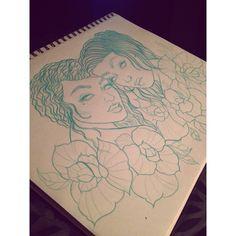 #tattoo #design #art #sketch