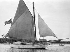 The Spray, Joshua Slocum's boat