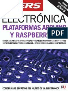 Conceptos básicos de micro controladores: Conociendo a Arduino. Manual Arduino, Arduino Pdf, Electronic Items, Cnc Router, Raspberry Pi, Garden Equipment, Technology, Arduino Projects, Rigs