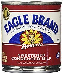 Borden Eagle Brand Sweetened Condensed Milk 4 pack of 14 oz. Cans Lemon Dessert Recipes, Poke Cake Recipes, Fudge Recipes, Gourmet Recipes, Poke Recipe, Icing Recipes, Desserts, Cream Recipes, Diabetic Recipes