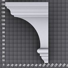Sweep Profile Shapes vol.1   Kstudio - 3ds Max Plugins & Scripts Types Of Crown Molding, Moulding Profiles, Cornices Ceiling, Window Cornices, Wooden Front Door Design, Wooden Front Doors, House Ceiling Design, Wall Design, Exterior Window Sill