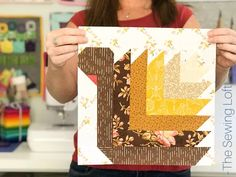 Fall-Themed Quilts and Sewing Projects and Inspiration