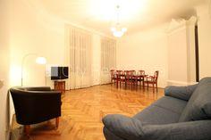 Apartment for rent in Riga, Riga center, 102 m2, 800.00 EUR