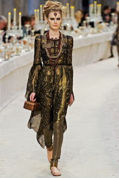 Chanel India | The timelessness of both Chanel and India was captured through each ...