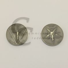 pentecostal coin is it real