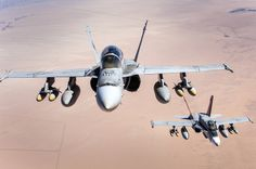 F-18 to Yuma by Marines (U.S. Marine Corps photo by Cpl. William Waterstreet)