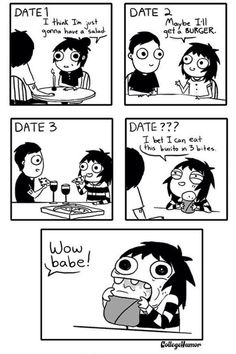 Original artist is Sarah Andersen. This work does not belong to me. Funny Shit, Funny Cute, The Funny, Memes Humor, Funny Memes, Class Memes, Sarcastic Memes, Hilarious Texts, Funny Facts