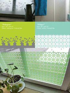 Strössel Design Privacy Window Film