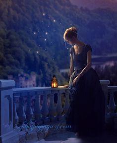 The Enchanted Cove - kingray: My Wish by =Phatpuppyart