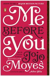 Me Before You ... small town girl taking care of a recently paralyzed man ... must read before seeing the movie!!!!!