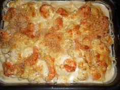 La meilleure recette de Gratin de cabillaud a la bretonne! L'essayer, c'est l'adopter! 5.0/5 (9 votes), 14 Commentaires. Ingrédients: 850 gr de filet de cabillaud,un choux fleurs,20 crevettes roses(grosseur moyenne), 50 cl de fumet de poisson,25 cl de creme fraiche, noix de muscade, 65 gr de farine, 65 gr de beurre,sel,poivre 150 gr d émmental,chapelure