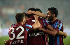 Spor Toto Süper Lig'de Trabzonspor, Torku Konyaspor'u 3-2 yendi.