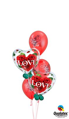 A Qualatex balloon design available from Cardiff Balloons