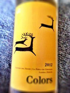 El Alma del Vino.: Cérvoles Celler Colors Blanc 2012.