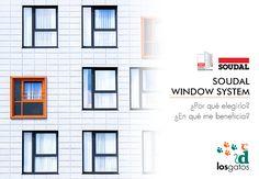 Soudal Window System es sinónimo de cuidado del medioambiente. Este sistema de la marca Soudal, consigue que tu casa sea mucho más eficiente energéticamente. No dejará escapar el calor, y te aislará perfectamente del ruido. ¿Quieres saber más?