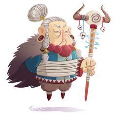 Diseño de personajes de la mano de Jordi Villaverde