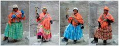 The Rad Cholita Women Climbers of Bolivia >> https://www.adaptnetwork.com/sports/climb/cholita-women-climbers-bolivia/