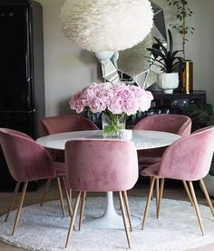 Colorful Modern Chairs: Summer Living Room Trends 2017 - Modern Chair - Ideas of Modern Chair - Colorful Modern Chairs: Summer Living Room Furniture Trends 2017 Decoration Inspiration, Dining Room Inspiration, Interior Inspiration, Inspiration Design, Decor Ideas, Lamp Ideas, Furniture Inspiration, Decor Room, Living Room Decor