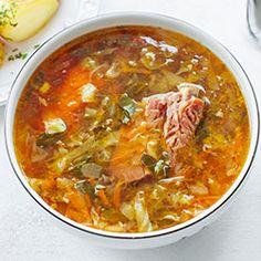 Polish Recipes, Polish Food, Ukrainian Recipes, Special Recipes, Fall Recipes, Hamburger, Cravings, Recipies, Food And Drink