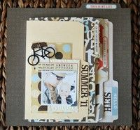 A Project by Jame from our Scrapbooking Gallery originally submitted 04/03/12 at 02:43 PM