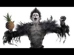 CINE SE ESTRENA ANTENA3TV | La versión definitiva de 'Pineapple Pen': Ryuk de 'Death Note' te hará llorar de risa