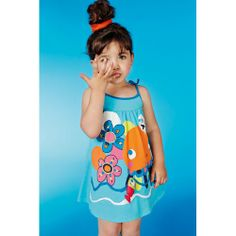 Tuc tuc jurk Jellyfish