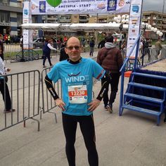 Starting point 10th Marathon Alexander the Great