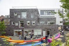 Еммануель CE Початкова школа Урочисте відкриття - B | D Ландшафтні архітектори…