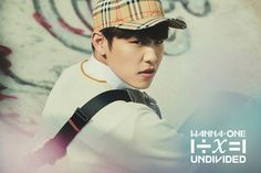 Wanna-One - Park Woojin - 1/x=1 (UNDIVIDED) - Triple Position