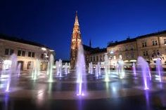 Osijek-Main Square :)