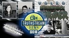 Truthstream News Is Back! EP01: This Week in the Creeping Horror...