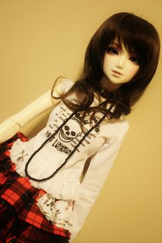 Punk Girl by hikaru132 SOOOOOOOOO PRETTY!!!