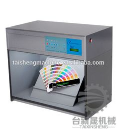 High Quality Colour assessment cabinet Color light box Color viewing booths