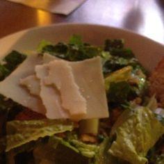 Caesar salad at Paparazzi in concord