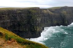 Location shot - Cliffs of Moher