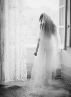 I'll be the first to admit that the idea of boudoir can be a bit intimidating but in the right hands, it's nothing short of perfection. This session isstripped down to the natural beauty of the Bride. A beauty thoughtfully