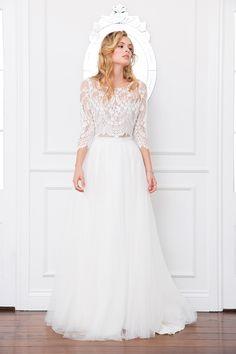 5 sexy separates 'wedding dresses' for the modern bride - Queensland Brides