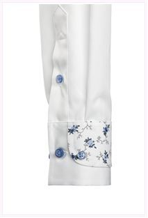Discover thousands of images about inspiration for the cuff of the Liesl + Co Gallery Tunic and Dress sewing pattern. Kurta Designs, Blouse Designs, Sewing Sleeves, Techniques Couture, Shirt Cuff, Fashion Details, Fashion Design, Sleeve Designs, Mode Inspiration