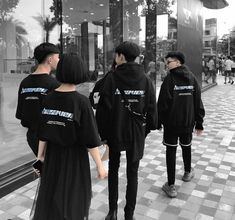 Team Goals, Squad Goals, Ulzzang Couple, Ulzzang Boy, 3 Boys, Cute Boys, Squad Pictures, Boy Squad, Boy And Girl Best Friends