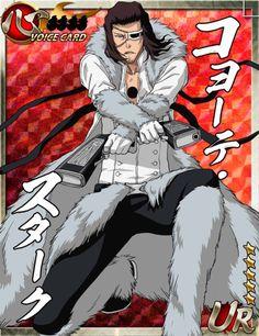 A collection of cards from Bleach Bankai Battle. Ichigo Manga, Bleach Manga, Manga Anime, Bleach Stark, Battle Card Games, Kenpachi Zaraki, Money Pictures, Money Pics, Bleach Characters