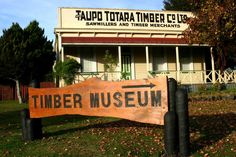 The Timber Museum Putaruru....... Of New Zealand Trust on NZMuseums