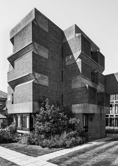 Chichester Theological College, Gillet House, Ahrends, Burton and Koralek, 1963-65