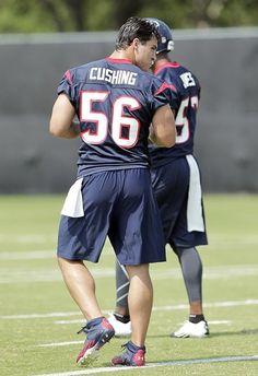 Brian Cushing, Houston Texans