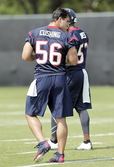 Brian Cushing, Houston Texans