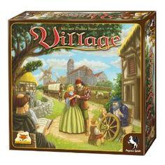 Pegasus Spiele 54510G - Village