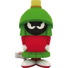 EMTEC L107 Gamme Looney Tunes Marvin le Martien - Lecteur flash USB - 4 Go - USB 2.0 - € 10.14 - Livraison Gratuite chez GameStore