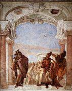 "New artwork for sale! - "" Tiepolo Villa Valmarana The Rage Of Achilles by Giovanni Battista Tiepolo "" - http://ift.tt/2pSN3u0"