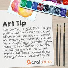 Craftamo brings cruelty-free, eco-friendly, art supplies to your doorstep. Drawing Skills, Drawing Tips, Drawing Ideas, Drawing Reference, Drawing Style, Painting Tips, Painting & Drawing, Art Sketches, Art Drawings