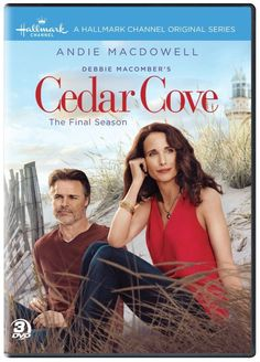 Debbie Macomber's #Cedar #Cove returns viewers to a majestic and idyllic small seaside town of #Cedar #Cove, home to romance, relationships and drama. At the center of it all is Olivia Lockhart, the revered #Cedar #Cove Municipal Court judge, lifetime resident, loving mother and loyal friend to many. #Final #Season #Season #3 #Debbie #Macomber #CedarCove #Andie #McDowell