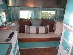 this is a Scotty interior but set up like '67 F.A.N coach camper